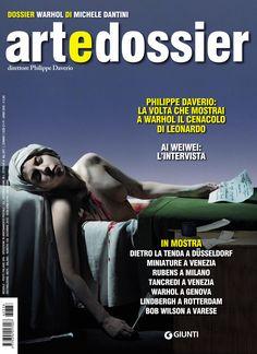 Art e Dossier di dicembre! #ArteDossier di dicembre è in edicola! Philippe Daverio racconta Warhol, un'intervista a AiWeiwei e in mostra Rubens, Wilson e Tancredi.