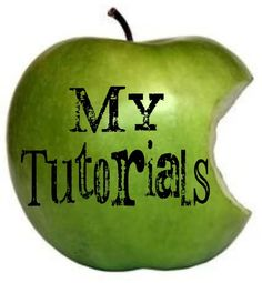 my complete list of all the tutorials / free patterns I have created and shared on my blog