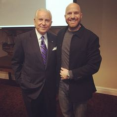 Spending time with a master communicator Dr Nido Qubein