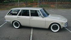 1968 MAZDA 1500 Deluxe Estate from AUS