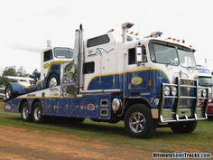 Kenworth Cabover Transporter