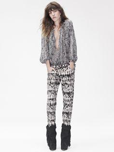 La collection Isabel Marant pour H&M http://www.vogue.fr/mode/news-mode/diaporama/la-collection-isabel-marant-pour-h-m-1/15404#!2
