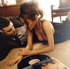 Mila and Justin Timberlake