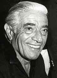 Christina Onassis Father- Aristotle Onassis.