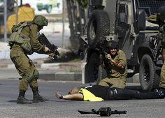 Beeld: Ondertussen, in Israël