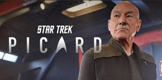 STAR TREK: PICARD first season hasn't started airing yet, but CBS All Access has announced that the series has been renewed for a second season. Michelle Hurd, Harry Treadaway, Alison Pill, Jonathan Frakes, Marina Sirtis, Lt Commander, Jeri Ryan, Star Trek Series, Patrick Stewart