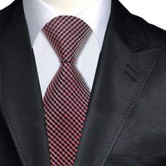 DN-1052   Men s 100% Jacquard Woven Silk Ties Necktie Free P&P! Clearance Sale!