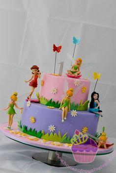 Bella's fairy cake                                                                                                                                                                                 More
