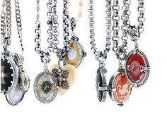 beautiful GEM Kingdom (dutch) necklaces,