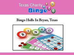 Bingo Bryan - Contact At  (979)779-2871 Or Visit – http://www.texascharitybingo.com/