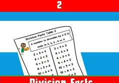 Teaching division alongside times tables is a great way to reinforce and explain the tables. This super hero poster is great for any book, wall or display. Why not increase the size to Tes Resources, Teaching Resources, Fact Table, Teaching Division, Hero Poster, Times Tables, Book Wall, Addition And Subtraction, Any Book