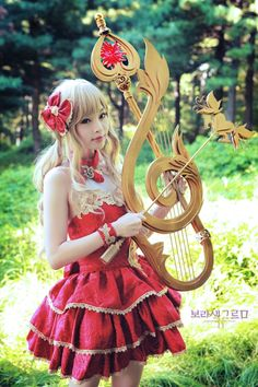 CURE WING (World Cosplay) | The Tower of AION #cosplay #game