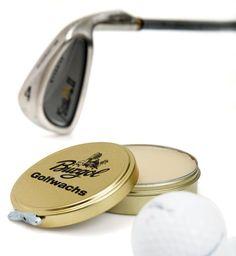 Das Golfwachs von Burgol ist die beste Allwetterpflege für Ihre Golf- und Business-Schuhe. Mehr Infos unter www.burgol.de
