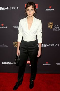 Golden Globes 2018 Afterparty Dresses - Emma Watson