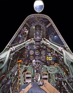 Supermarine Spitfire Mk. VII Cockpit