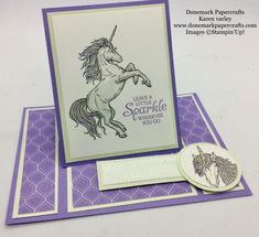 Leave a little sparkle Charlotte – Donemark Papercrafts