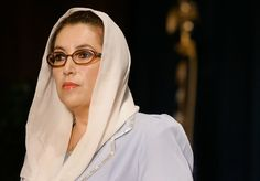 Benazir Bhutto, the former Prime Minister of Pakistan and daughter of Zulfikar Ali Bhutto, the founder of the Pakistan Peoples Party. She is my idol. She is a women who fought for what she believed in and the world will forever feel her absence. The Taliban took my hero, and for her I will always mourn.