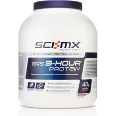 SCI-MX GRS 9-Hour Protein Strawberry 2.2kg