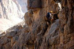 #RockClimbing #Sports #RasAlKhaimah #UAE Mountain Climbing, Rock Climbing, Ras Al Khaimah, United Arab Emirates, Uae, Trip Advisor, Traveling By Yourself, Adventure, Sports