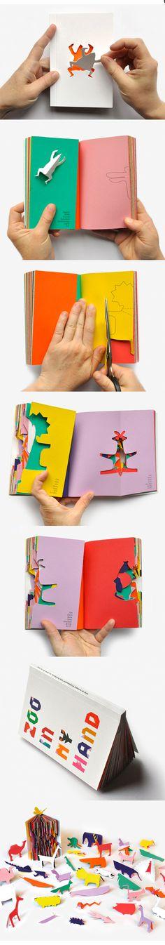 Zoo in my Hand AUTEUR Sunkyung Kim DITEUR Les ditions du livre GENRE Livre dactivits DIRECTION ARTISTIQUE Sunkyung Kim TYPOGRAPHIE Fontenew de Fanette Mellier more on http://html5themes.org