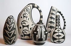 A collection of NEGRO vases and jugs | Flickr - Photo Sharing!