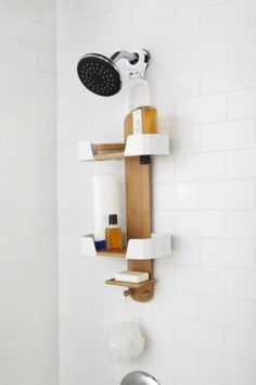 Shower Caddy. The Decker Shower Caddy By Umbra Adds Functionality And  Compliments A Contemporary Lifestyle