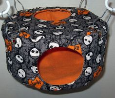 """Pictures are for hammock design reference only, you will get choice of boy, girl, or gender neutral and then print will b picked at random. Up for sale are my handmade Fleece-lined Hanging """"fish bowl"""" / Cuddle Cup for small animals. Ferret Toys, Ferrets, Sugar Glider Cage, Sugar Glider Toys, Sugar Gliders, Diy Rat Toys, Chinchilla Pet, Rat Hammock, Guinea Pig Accessories"""