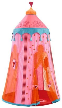 Haba Moroccan Princess Hanging Tent with Optional Seat Cushion
