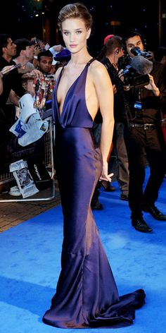 Completely flawless. The hair is perfect for the dress. One of the best red carpet looks ever.