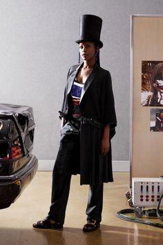 Erikah Badu for Givenchy SS 14 by Mert & Marcus Piggott