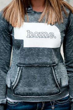 Home Sweatshirt....want this!