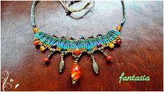 Macrame Bracelet Tutorial, Macrame Necklace, Macrame Jewelry, Macrame Bracelets, Crystal Jewelry, Macrame Art, Micro Macrame, Bead Weaving, Wire Wrapped Jewelry