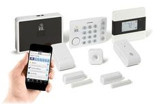 Lowe's Iris Smart Kit lets users remotely monitor and manage their homes from their Android or iOS devices. You can keep tabs on energy costs, as well as use the cloud-based system to control everything from home appliances to lawn sprinklers. The kit even lets you open and close Fido's pet door.