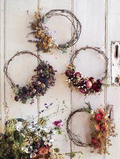 Dried Flower Wreaths For Sale — Botanical Tales - Wreath Wreaths For Sale, Spring Door Wreaths, Autumn Wreaths, How To Make Wreaths, Summer Wreath, Art Floral, Dried Flower Wreaths, Dried Flowers, Floral Wreaths