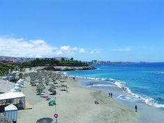 Bahia del Duque Beach by Paul Ruane, via Flickr