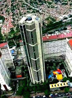CARACAS, Municipio Libertador, Un vistazo del Parque Central, Caracas, Venezuela