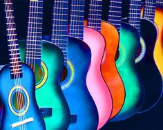 ~~ Luminous Guitars ~~