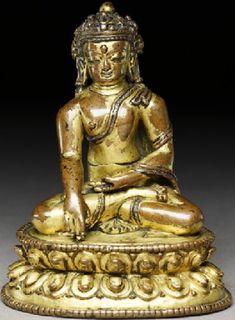 13th-14th-c-nepal-khasa-malla-shakyamuni-gilt-cop-11-cm-ashmolean.jpg (320×435)