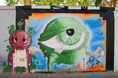 Street Art (grafites) 02-09-2013-16 Algarve, Night, Artwork, Painting, Photojournalism, Work Of Art, Auguste Rodin Artwork, Painting Art, Artworks