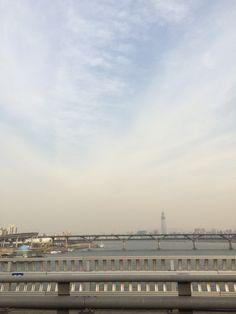 2015년 3월 20일의 하늘