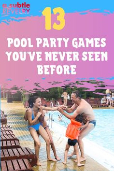 Here are the pool party games you will surely love. It is a pool party season! Making sure we have the right supplies for our pool party games and keeping everyone going during our day at the pool is always important. Check this pin for more details! #poolparty #poolpartygames #pool Pool Party Games, Fun Games, Pool Fashion, Party Fashion, Balloon Backdrop, Balloons, Stick Battle, Bubba Keg, Funky Hats