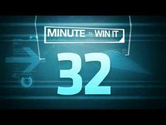 Game: Minute To Win It -- Countdown