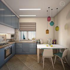 Грифельный минимализм - ALNO. Современные кухни: дизайн и эргономика | PINWIN - конкурсы для архитекторов, дизайнеров, декораторов