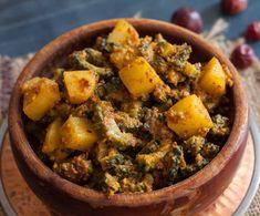 कराटे बटाते पूड़ी सांगले एक सरल कोंकणी सब्ज़ी है जिसे करेला और आलू के साथ बनाया जाता हैं। कोंकणी खाने में नारीयल का इस्तेमाल बहुत होता हैं। करेला काफी लोगो को नापसंद होता है, लेकिन मसालो और नारीयल की वजह से, करेला का कड़वा स्वाद थोड़ा कम हो जाता है।  कराटे बटाते पूड़ी सांगले को चावल और रसम या दही चावल के साथ परोसे।  कुछ और रेसिपीज जो आप बना सकते है: पंजाबी मसाला लोबिया की सब्ज़ी खट्टी कद्दू की सब्ज़ी कढ़ी पकोड़ा
