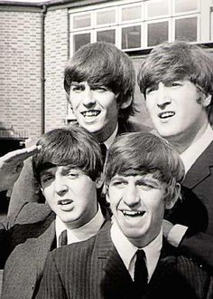 ♥♥♥♥George H. Harrison♥♥♥♥  ♥♥John W. O. Lennon♥♥  ♥♥J. Paul McCartney♥♥  ♥♥Richard L. Starkey♥♥