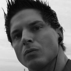 Zak Bagans from Ghost Adventures. Work that pout Zak!
