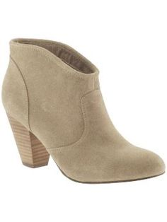 great bootie for summer / fall
