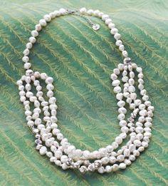 It's wedding season!  Do you know where your pearls are??  I do!  Shop Online: www.mysilpada.com/carolyn.petty
