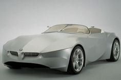 GINA by BMW: A concept car designed in 2001 with a fabric skin allowing it to change shape. #concept #car #BMW #innovative #design