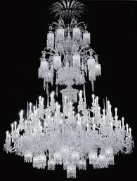 "The ""Tuzla"" Baccarat Crystal Chandelier - Jean Marc Fray Baccarat Chandelier, Baccarat Crystal, Antique Chandelier, Chandelier Pendant Lights, Pendant Lamp, Crystal Chandeliers, Chinoiserie, Lustre Antique, Luxury Lighting"